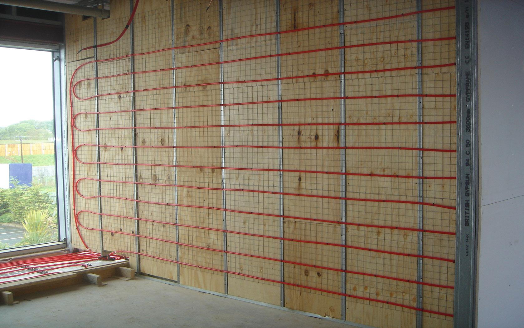 wall-heating