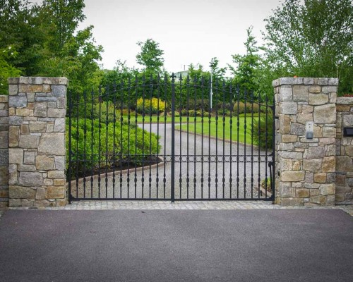 Click to see our range of gates and fencing